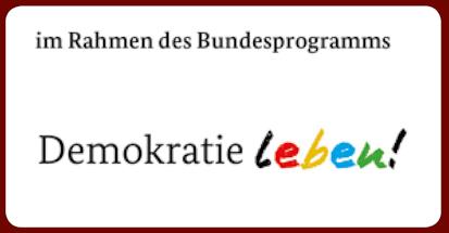 Logo Demokratie Leben!